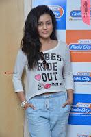 Cute Actress Misti Chakravarthi at Babu Baga Busy Team at Radio City ~  Exclusive 8th April 2017 051.JPG