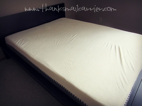 Natures Sleep Memory Foam Mattress