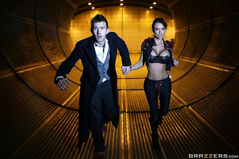 Porno Gafapasta: Las cinco vidas porno del Doctor Who