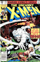 X-men v1 #140 marvel comic book cover art by John Byrne