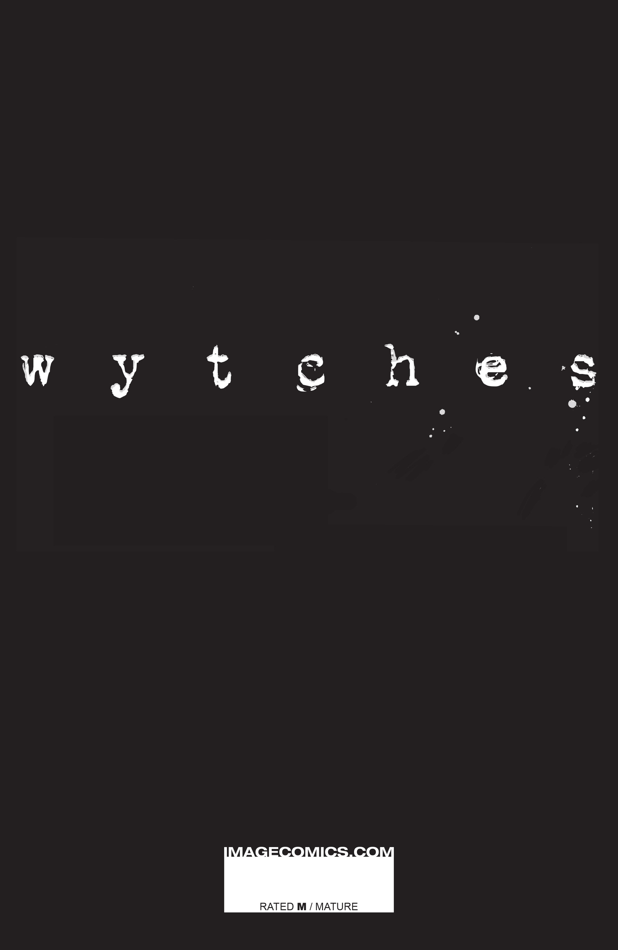Read online Wytches comic -  Issue #1 - 38