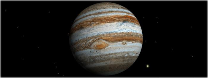 Máxima aproximação e oposição de Júpiter