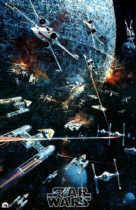 Concept original Star Wars: Ralph McQuarrie