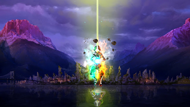 Avatar The Legend of Aang Wallpaper Engine