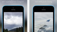 "App Hyperlapse (da instagram) per creare video accelerati ""Time-Lapse"""
