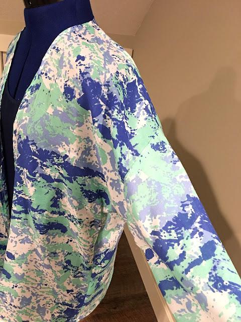 Indiesew Florence Kimono
