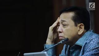 Setya Novanto Dituntut Denda Rp 1 Miliar dan Penjara 16 Tahun