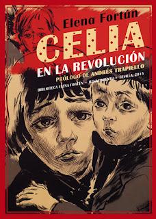 Celia en la revolución de Elena Fortún [Editorial Renacimiento]