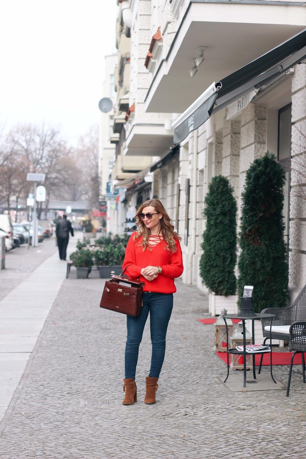 Fashionblogger-aus-deutschland-deutsche-fashionblogger-Ootd-Fashionstylebyjohanna-picard-weimar-Tasche-von-Picard-Zaful-Zaful-Pullover-roter-Pullover