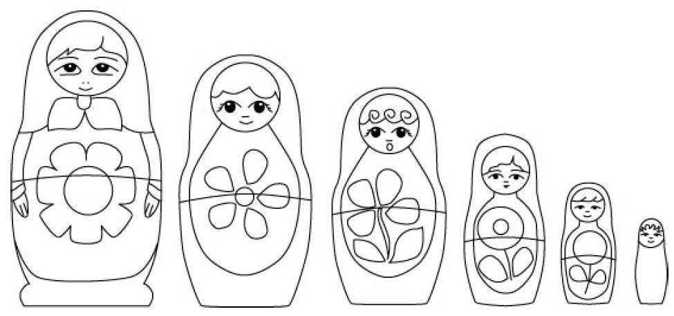 Template I Used With Students Nesting Dollblogspotau
