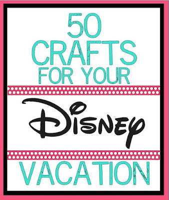 Disney Craft Ideas for Kids and Adults