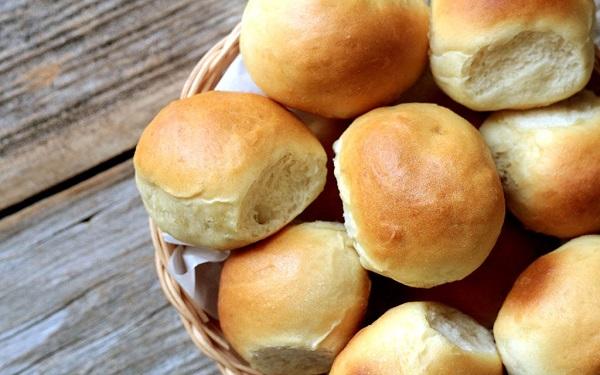 Receita de pão de batata de liquidificador (Imagem: Reprodução/Mel e Pimenta)