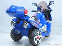 4 Motor Mainan Aki JUNIOR TR1102A VIPER 3