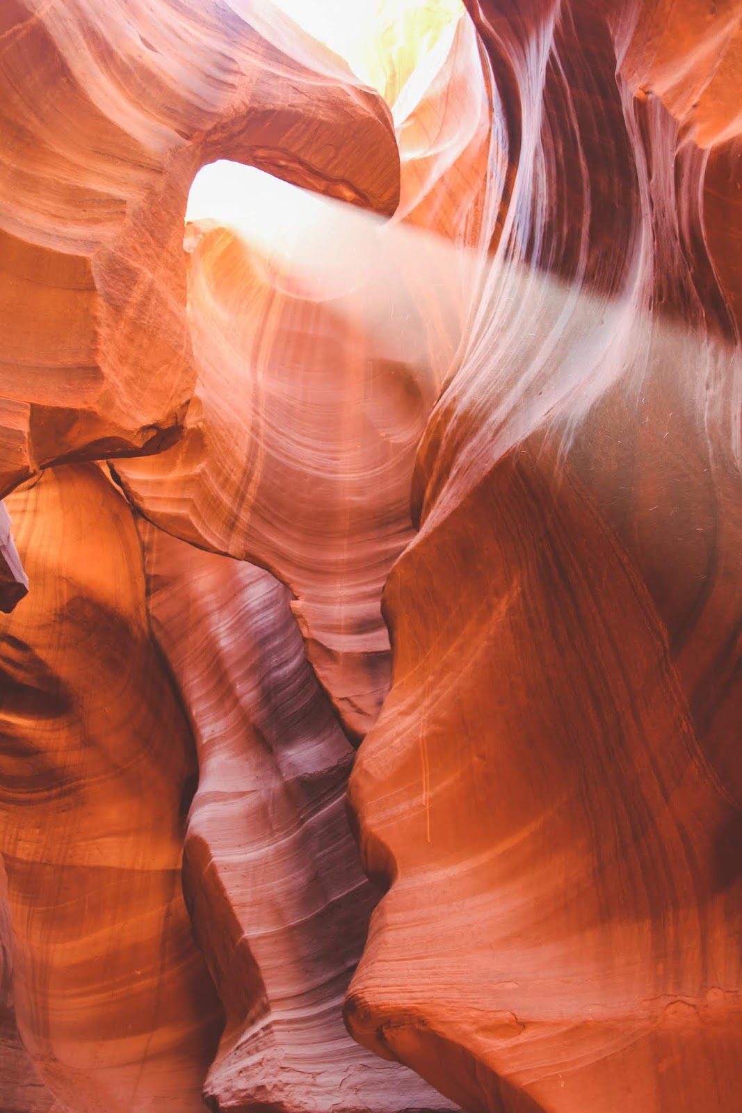 Visiting Antelope Canyon and Horseshoe Bend // Page, Arizona