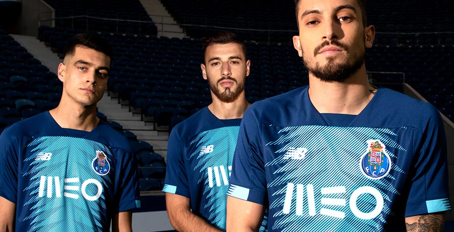finest selection 1affe a2214 Porto 19-20 Third Kit Revealed - Footy Headlines