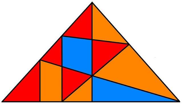 Riddle to Find number of Triangles in the picture