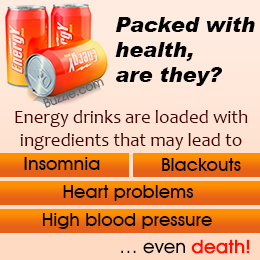 Energy Drink peene ke nuksan (Side-effects of Energy Drinks in Hindi/Urdu.)