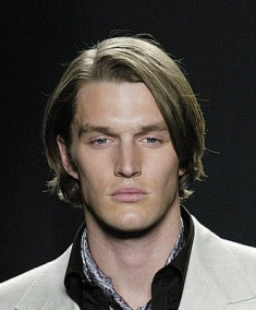 Men Hairstyle Pictures Male Celebrity Haircut Hairstyle Classy Shoulder Length Long Hairstyles For Men