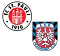 FC St. Pauli - FSV Frankfurt