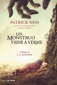 """Reseña: """"Un monstruo viene a verme"""", de Patrick Ness"""