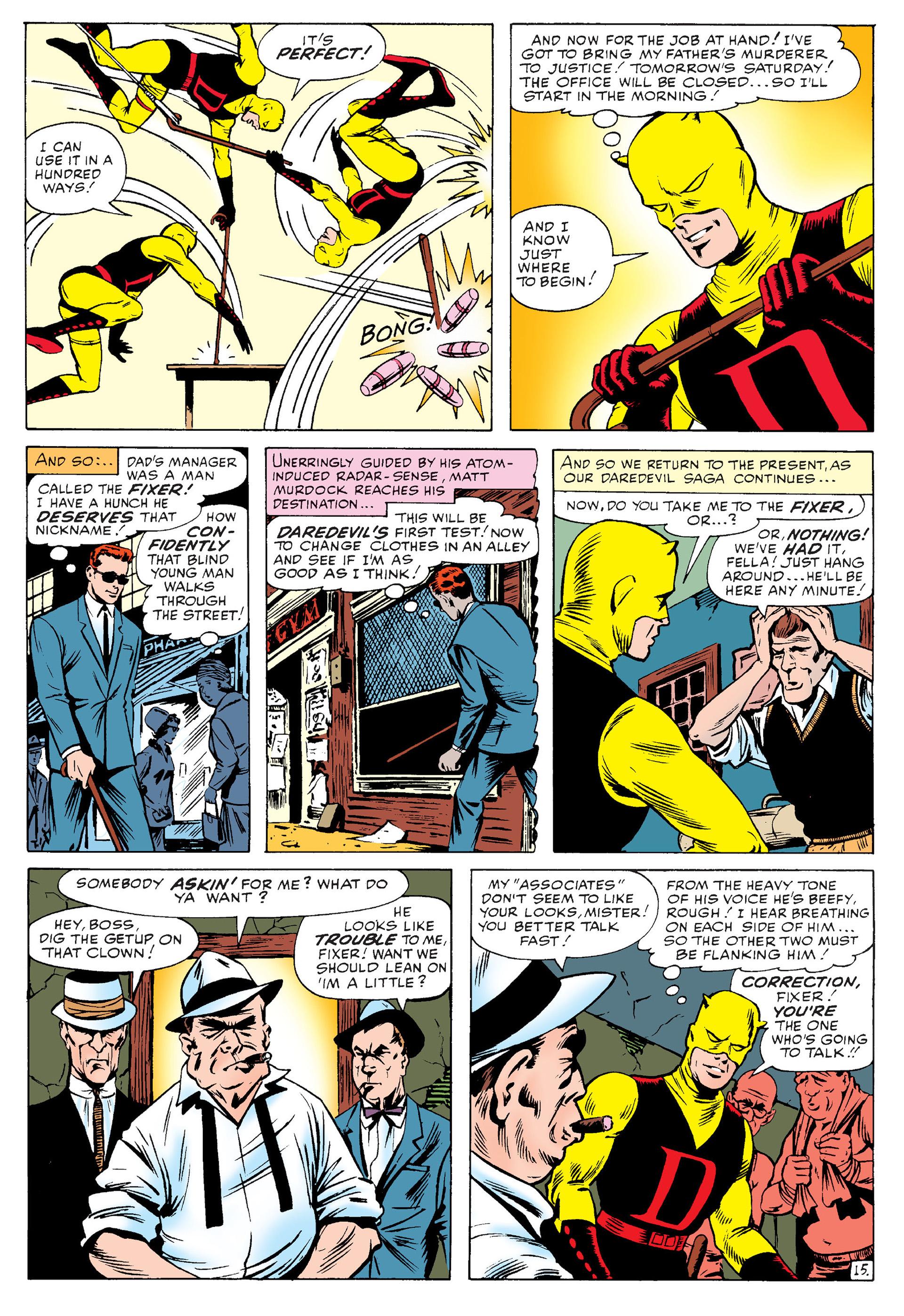 Daredevil (1964) -1 Page 15
