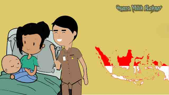 Ini 4 Kebijakan Jokowi yang Bikin PNS Bahagia