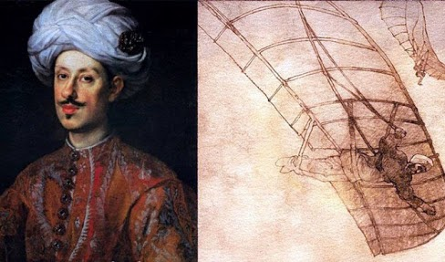 Ilmuan Muslim: Ibnu Firnas, Perintis Pesawat Terbang