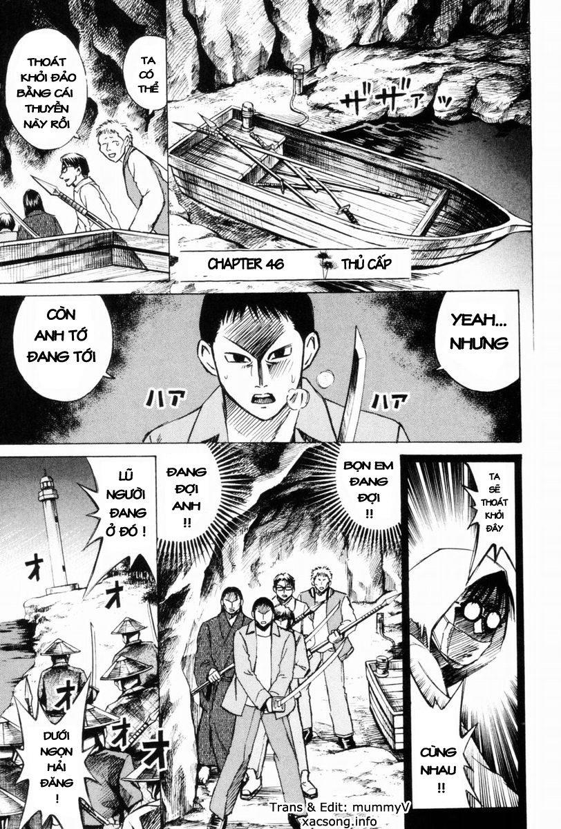 Higanjima chapter 46 trang 1