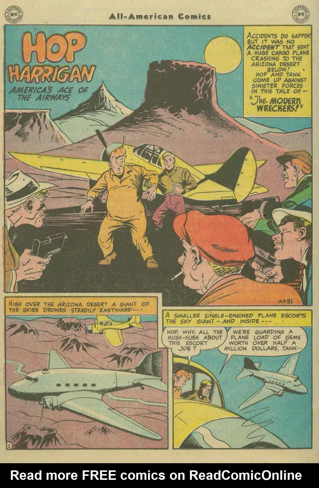 Read online All-American Comics (1939) comic -  Issue #92 - 36