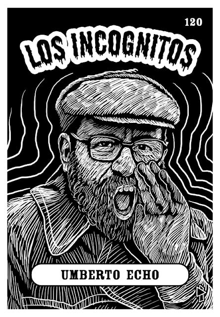 Umberto Eco Los Incognitos Gwen Tomahawk