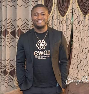 Hours after mourning the death of his friend, young successful Cameroonian businessman slumps and dies