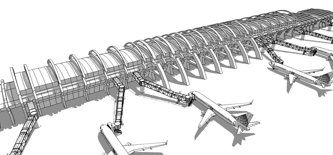 sarisaringketektyur: 3D modelling with Google Sketchup