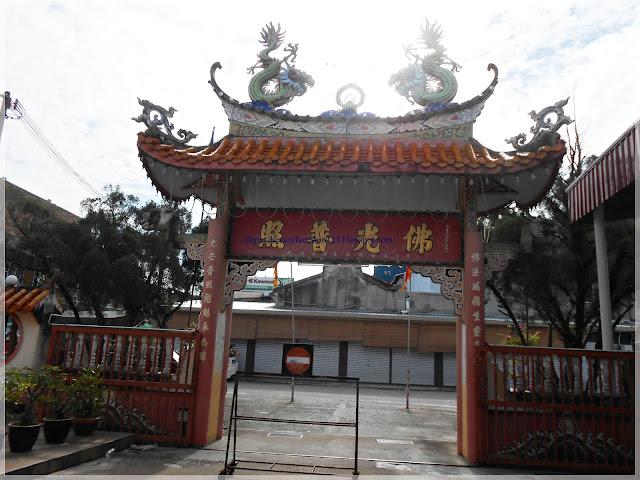 Temple in Teluk Intan