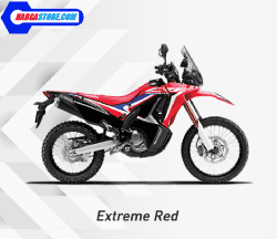 Honda CRF250RALLY Extream RED