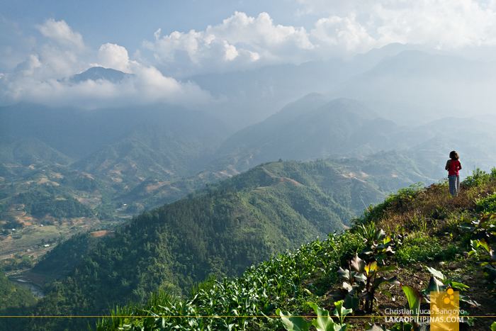 Quick Hike View Sapa Vietnam