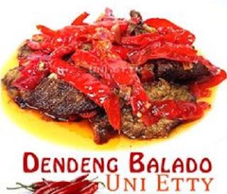 Cara Memasak Dendeng Daging Sapi Balado, resep dendeng daging balado,bumbu dendeng daging sapi,dendeng daging sapi basah,cara membuat dendeng daging sapi,resep dendeng basah,