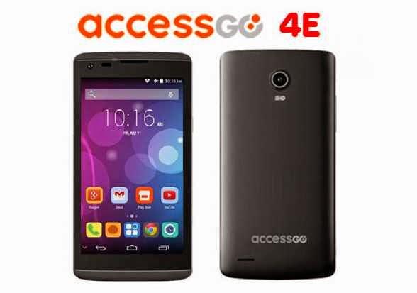 Accessgo 4E, harga Accessgo 4E, spesifikasi Accessgo 4E, Hp Android