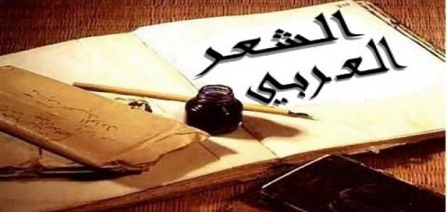 الشعر العربي الحديث