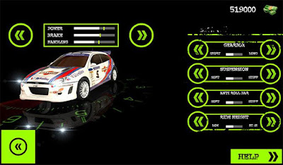 Screenshot: Rally Racer Dirt Apk