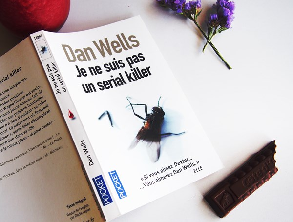 Je ne suis pas un serial-killer - Dan Wells