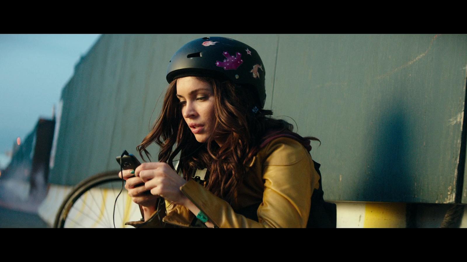 Tortugas Ninja (2014) BRRip Full HD 1080p Latino-Castellano-Ingles captura 1