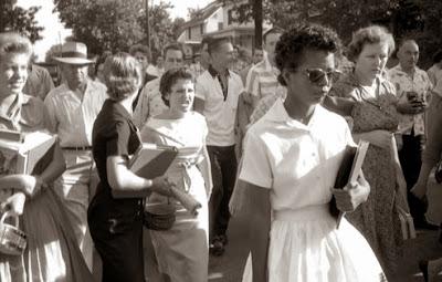 Will Counts, Elizabeth Eckford, 4 settembre 1957.