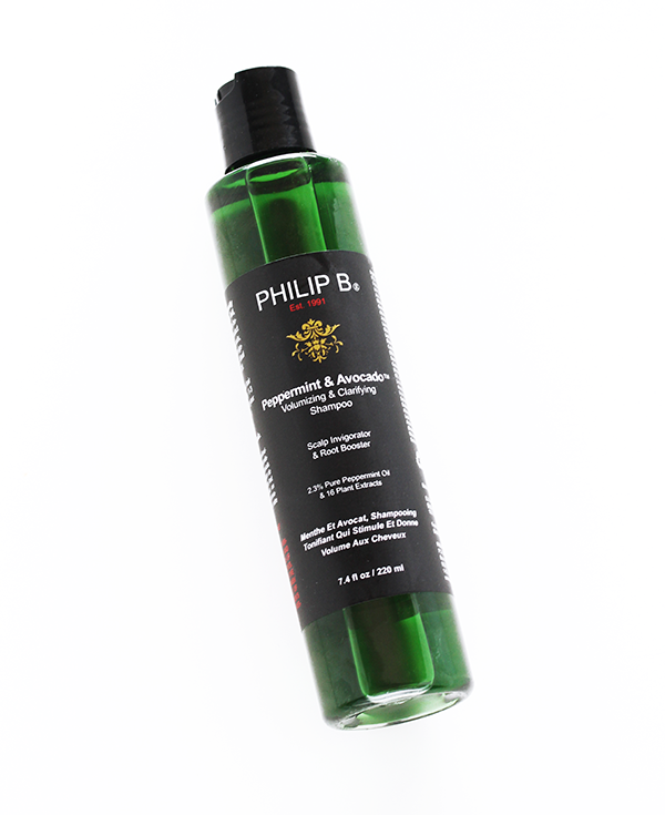 Philip B Shampoo Review, Clarifying Shampoo