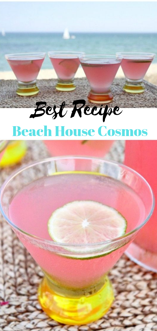 Beach House Cosmos #cocktail #smoothie