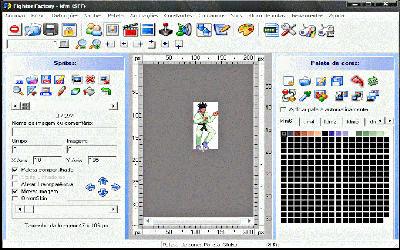 Fighter Factory Ultimate 2.6 - Création de Personnages Mugen sur Windows