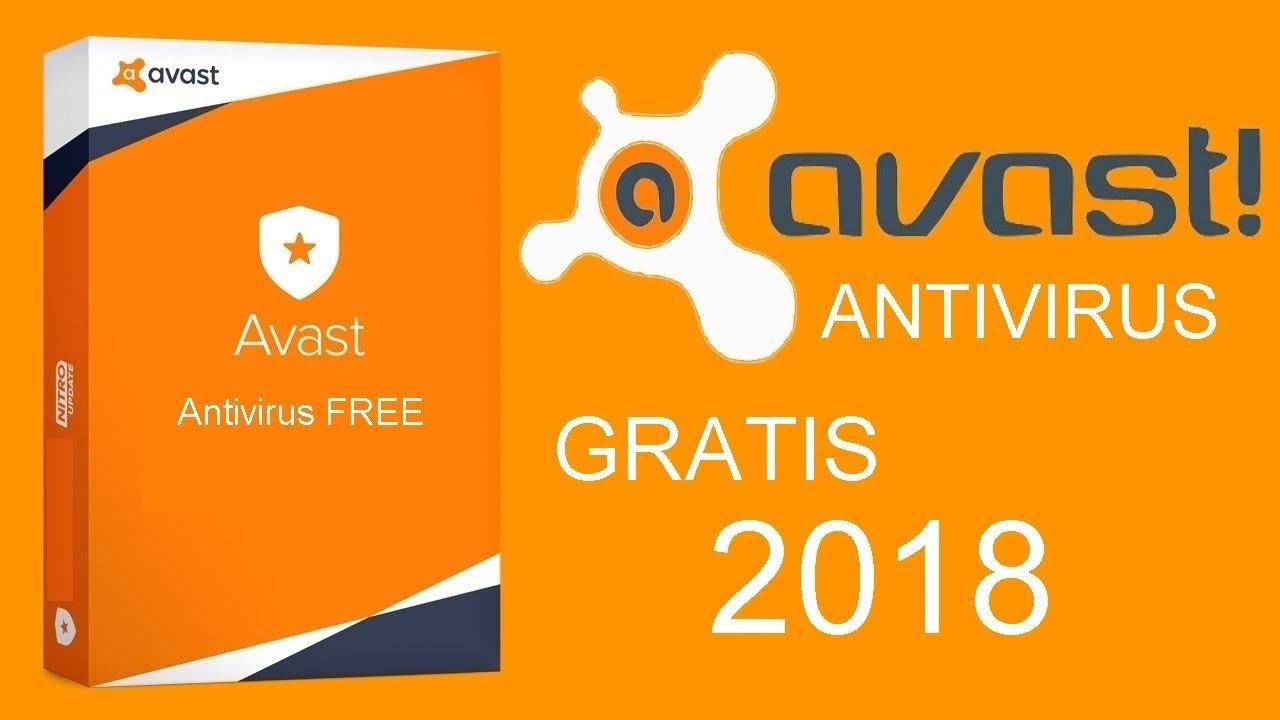 descargar antivirus avast version full 2018 gratis