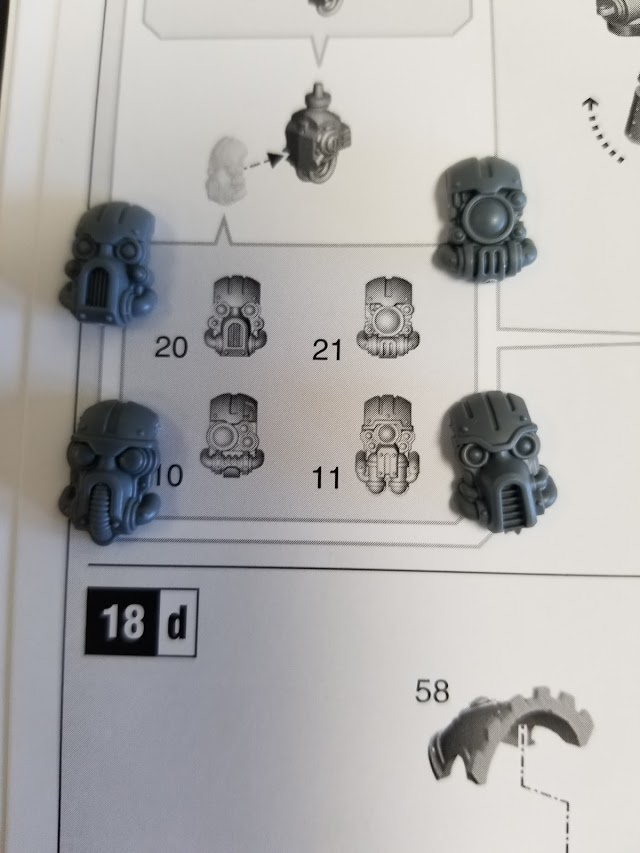 More Options for Future Knights? Observations from Forgebane Sprues