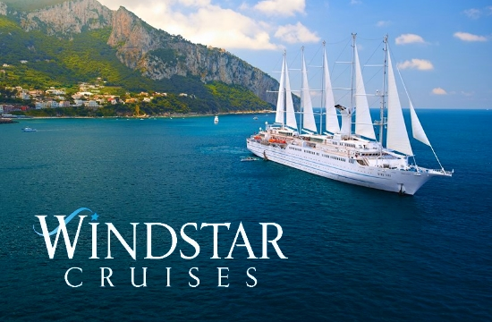 Windstar Cruises: Νέα κρουαζιέρα στην Ελλάδα το 2017 περιλαμβάνει και το Ναύπλιο