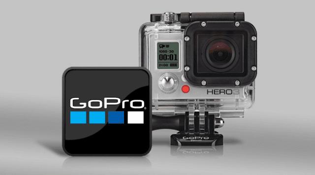 Aplikasi untuk Kamera GoPro