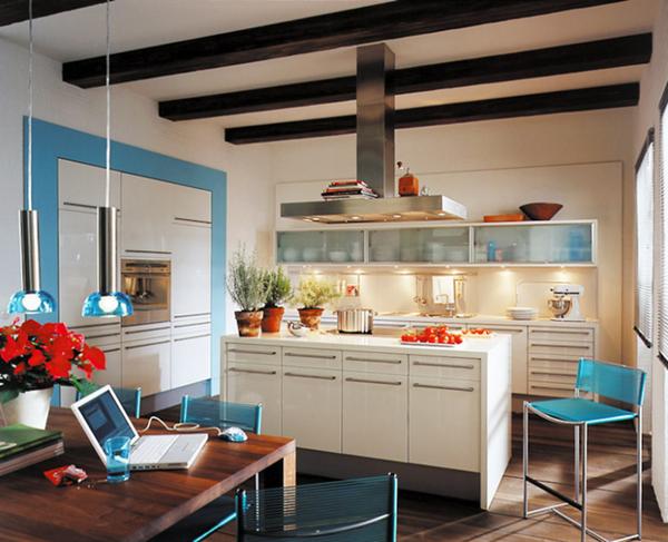 cozinha interada